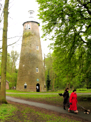 The Shot Tower. Photograph by Yvonne Hewett