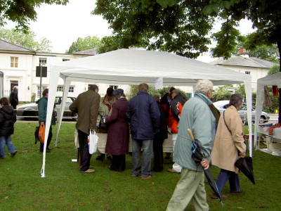 HANDS May Fair, 28 May.  Photo © Yvonne Hewett
